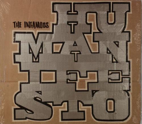 Humanifesto The Infamous CD album (CDLP) UK HZNCDTH607066