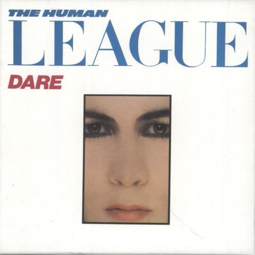 Human League Dare / Fascination 2 CD album set (Double CD) UK HUM2CDA618426