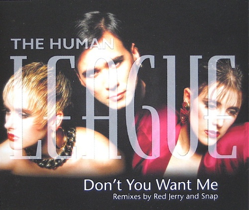 Human League Don T You Want Me Remixes Uk Cd Single Cd5
