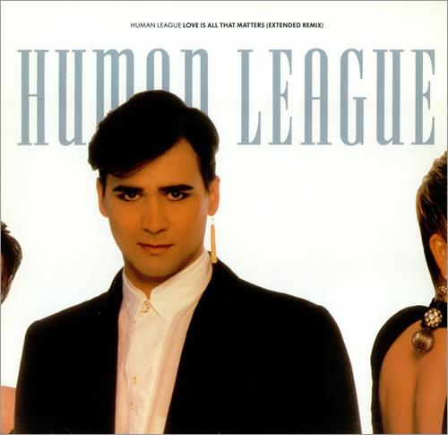 Human League Love Is All That Matters Uk 12 Quot Vinyl Single
