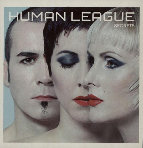 Human League Secrets CD album (CDLP) UK HUMCDSE190269