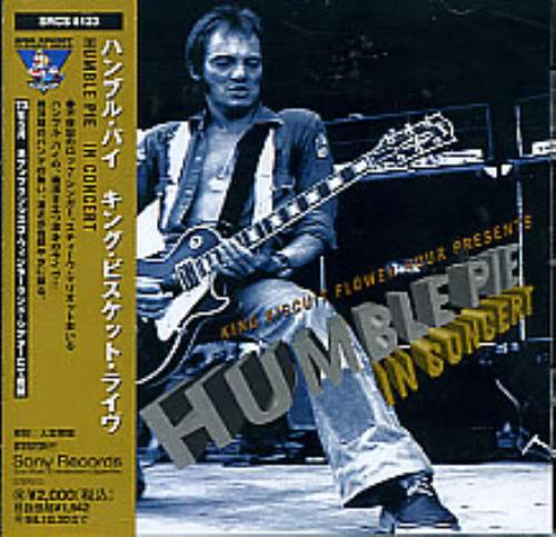 Humble Pie King Biscuit Flower Hour Presents Humble Pie In