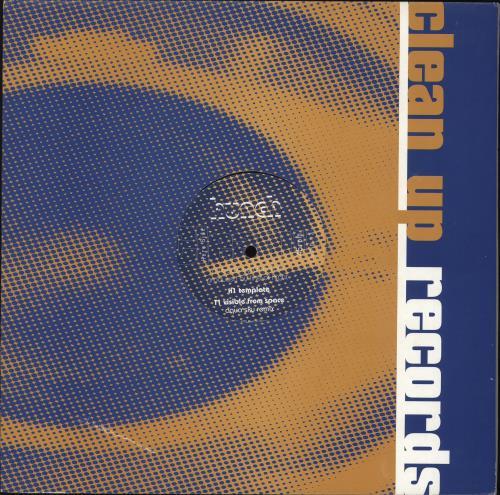 "Hunch Template 12"" vinyl single (12 inch record / Maxi-single) UK Z8812TE725691"