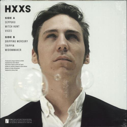 HXXS MKDRONE - Sealed vinyl LP album (LP record) US 041LPMK740248