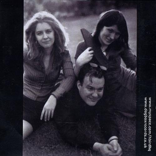 H Bird Pink Lights & Champagne / Dear Dead Days CD-R acetate UK H-BCRPI382609