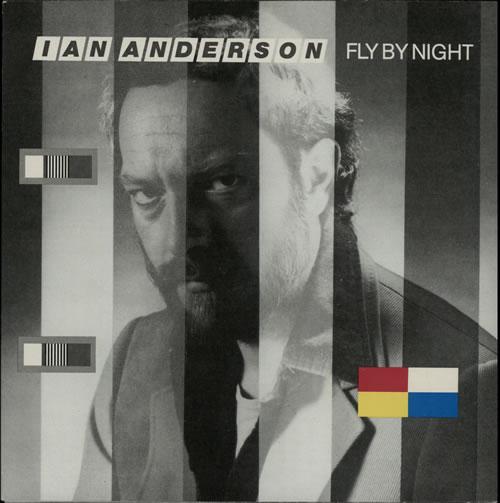 "Ian Anderson Fly By Night 7"" vinyl single (7 inch record) UK IAD07FL173508"