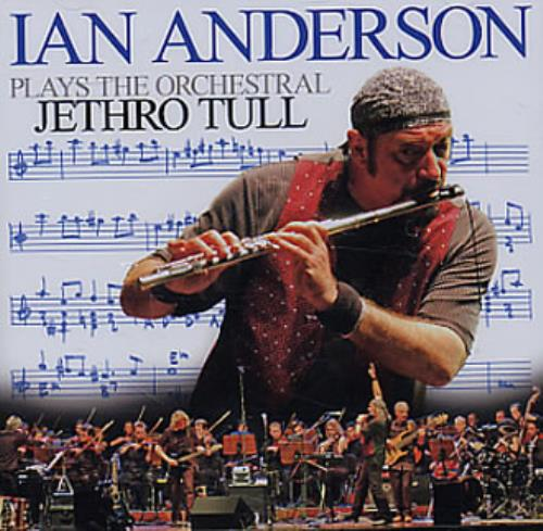 Ian Anderson Plays The Orchestral Jethro Tull 2 CD album set (Double CD) German IAD2CPL330209