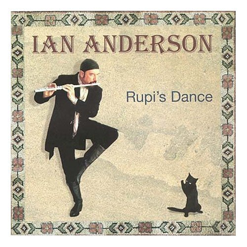 Ian Anderson Rupi's Dance CD album (CDLP) UK IADCDRU254464