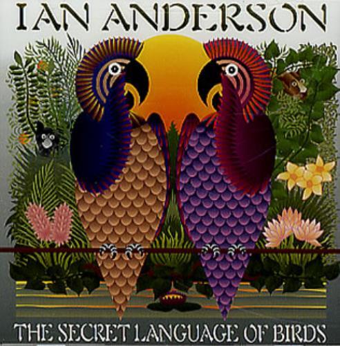 Ian Anderson The Secret Language Of Birds CD album (CDLP) US IADCDTH150985