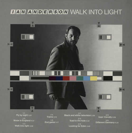 Ian Anderson Walk Into Light vinyl LP album (LP record) UK IADLPWA132224