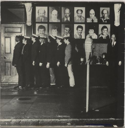 Ian Dury Do It Yourself - L48150 vinyl LP album (LP record) UK INDLPDO728070
