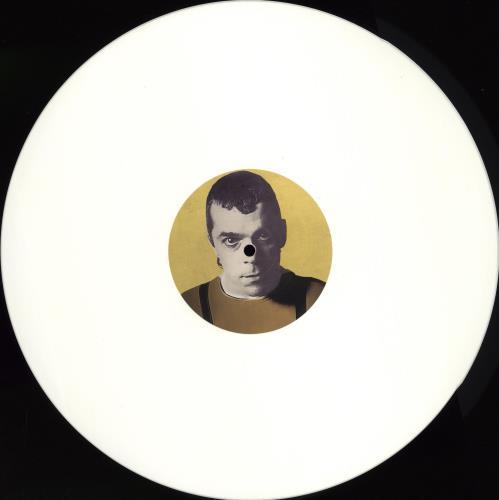 Ian Dury Hit Me! The Best Of Ian Dury - White Vinyl 2-LP vinyl record set (Double Album) UK IND2LHI767021