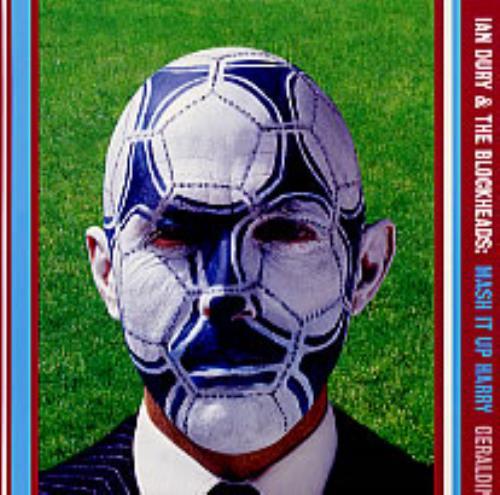 """Ian Dury Mash It Up Harry CD single (CD5 / 5"""") UK INDC5MA162515"""