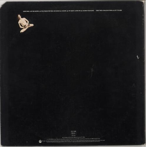 Ian Gillan Child In Time vinyl LP album (LP record) US GILLPCH550038