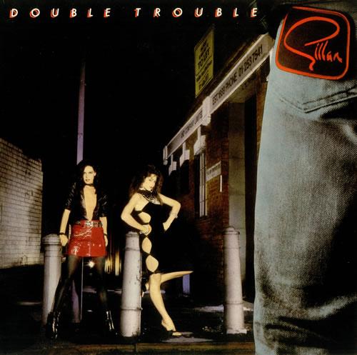 Ian Gillan Double Trouble 2-LP vinyl record set (Double Album) UK GIL2LDO455811