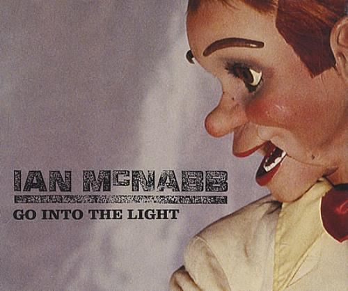 "Ian McNabb Go Into The Light CD single (CD5 / 5"") UK IMCC5GO33088"