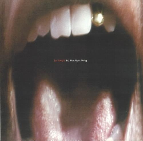 """Ian Wright Do The Wright Thing 12"""" vinyl single (12 inch record / Maxi-single) UK IAW12DO76034"""