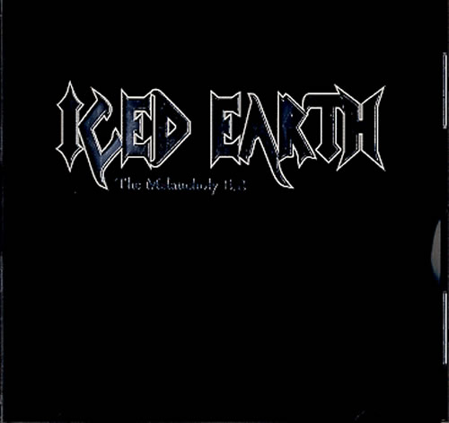"Iced Earth The Melancholy E.P. CD single (CD5 / 5"") German ICDC5TH607961"