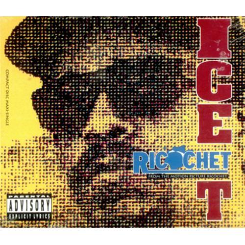 "Ice T Ricochet US CD Single (CD5 / 5"") (424586"