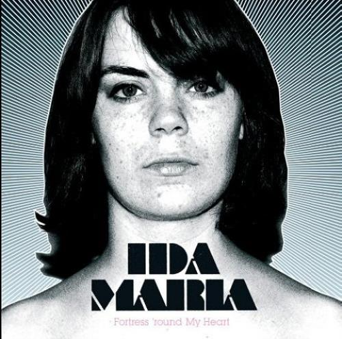 Ida Maria Fortress Around My Heart CD album (CDLP) UK ID6CDFO459876