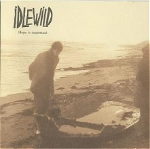 Idlewild Hope Is Important CD album (CDLP) UK IDWCDHO165306