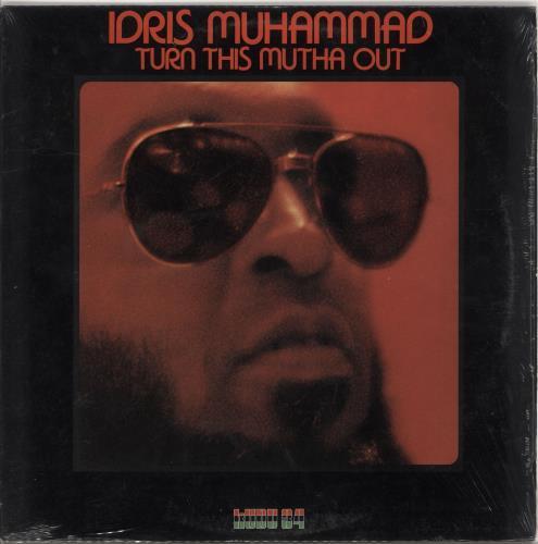 Idris Muhammad Turn This Mutha Out vinyl LP album (LP record) US IDMLPTU728770