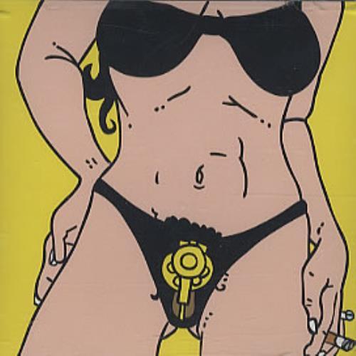 Iggy Pop Beat 'Em Up CD album (CDLP) US IGGCDBE188843