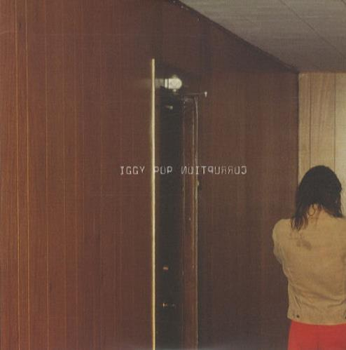 "Iggy Pop Corruption CD single (CD5 / 5"") UK IGGC5CO145416"