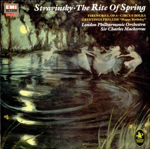 Igor stravinsky the rite of spring fireworks circus polka etc igor stravinsky the rite of spring fireworks circus polka etc m4hsunfo