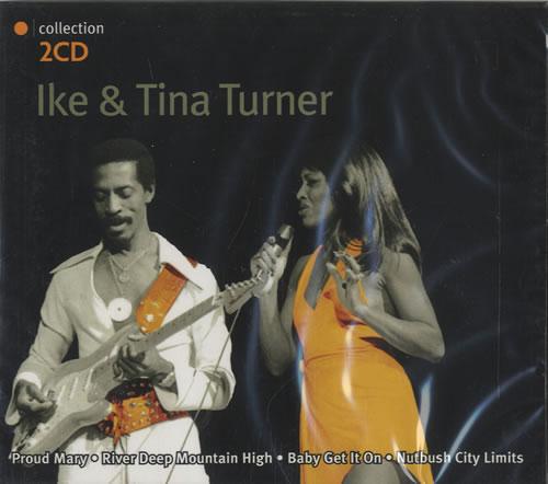 Ike & Tina Turner Orange Collection 2 CD album set (Double CD) Dutch I&T2COR456916