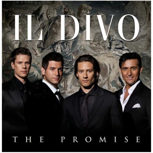 Il divo the promise uk cd album cdlp 452234 - Album il divo ...