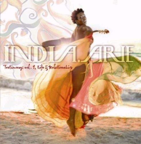 India.Arie Testimony Vol. 1: Life & Relationships CD album (CDLP) UK I.ACDTE363719