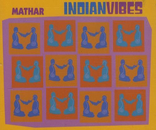 Indian Vibes Mathar CD single (CD5 / 5") UK IVIC5MA73976