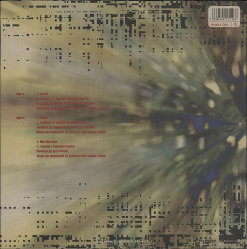 "Inevidence Stuff'd E.P. 12"" vinyl single (12 inch record / Maxi-single) UK Z5312ST724980"