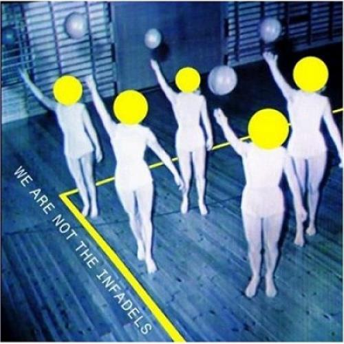 Infadels We Are Not The Infadels - Special Edition 2-disc CD/DVD set UK IFD2DWE376889