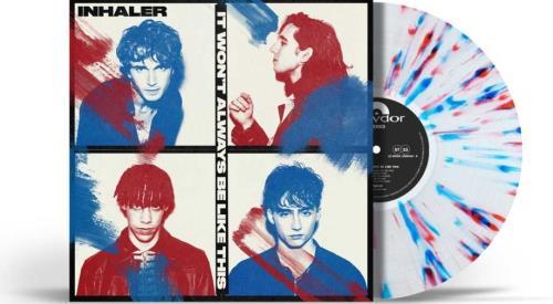 Inhaler It Won't Always Be Like This - Splatter Vinyl vinyl LP album (LP record) UK 11TLPIT771669