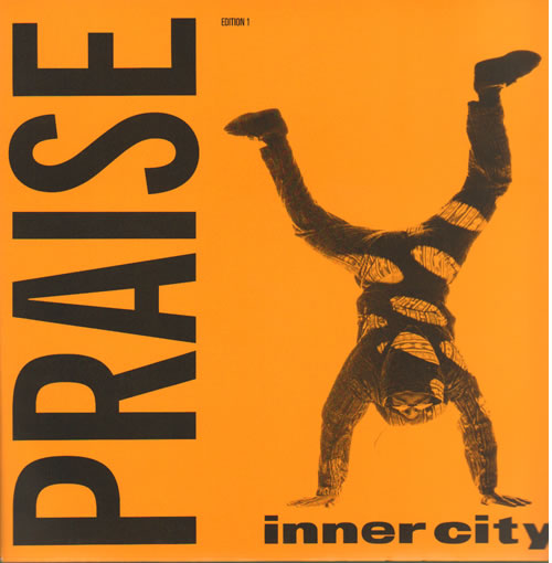 "Inner City Praise 12"" vinyl single (12 inch record / Maxi-single) UK INC12PR640935"