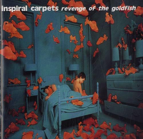 Inspiral Carpets Revenge Of The Goldfish CD album (CDLP) US INSCDRE579931