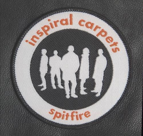 "Inspiral Carpets Spitfire 7"" vinyl single (7 inch record) UK INS07SP716932"