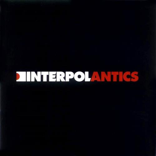 Interpol Antics CD album (CDLP) UK ITPCDAN303060