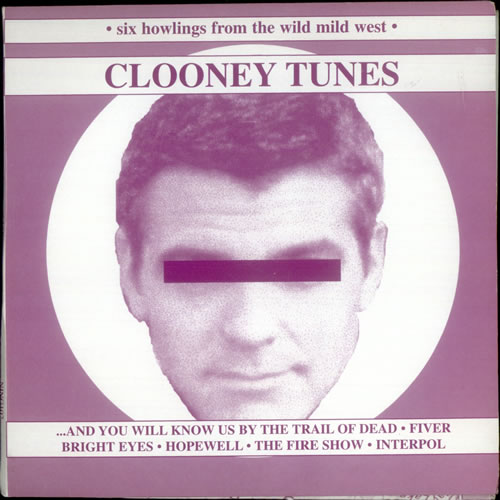 "Interpol Clooney Tunes -  2x7"" 7"" vinyl single (7 inch record) UK ITP07CL279395"