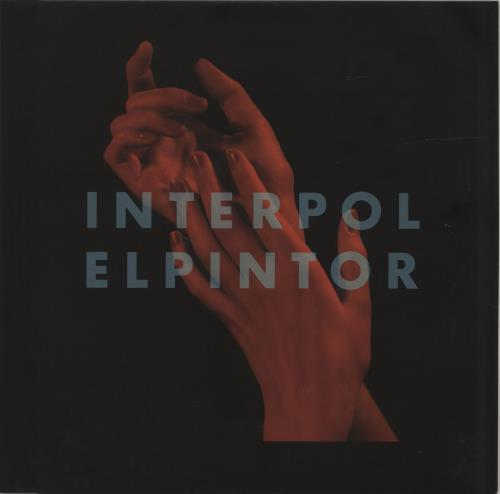Interpol El Pintor - White Vinyl vinyl LP album (LP record) UK ITPLPEL680832