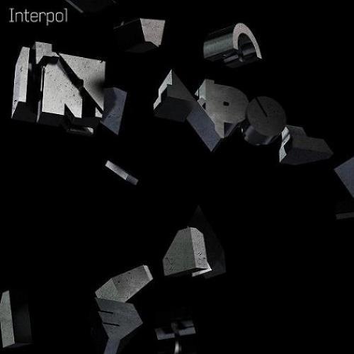 Interpol Interpol vinyl LP album (LP record) UK ITPLPIN523556