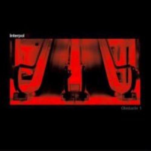 Interpol Obstacle 1 DVD UK ITPDDOB258246