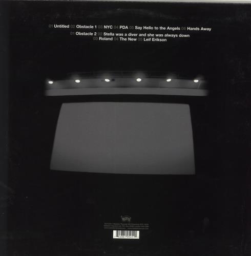 Interpol Turn On The Bright Lights - 150 Gram - EX vinyl LP album (LP record) US ITPLPTU716438