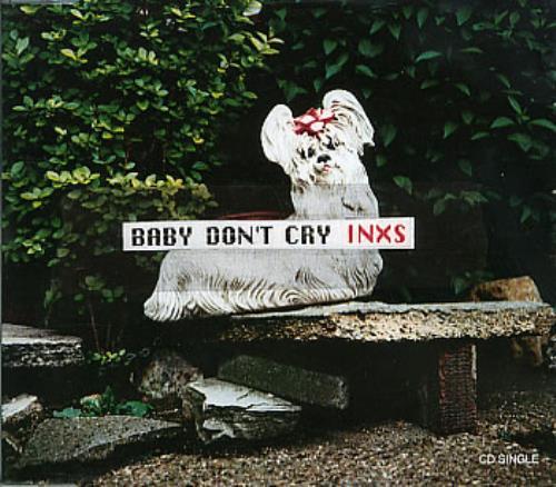 "Inxs Baby Don't Cry CD single (CD5 / 5"") UK INXC5BA52114"