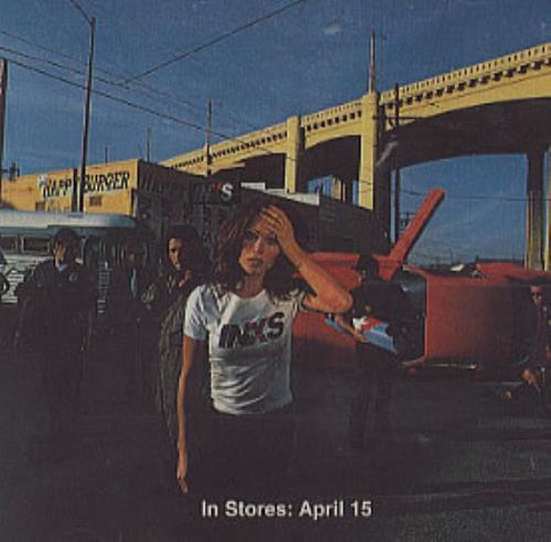 "Inxs Elegantly Wasted CD single (CD5 / 5"") Canadian INXC5EL117647"