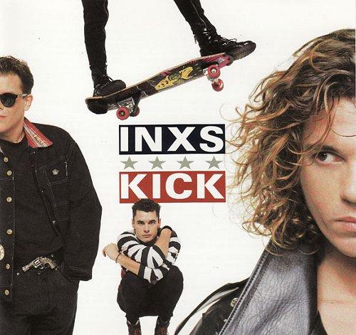 Inxs Kick CD album (CDLP) German INXCDKI170264