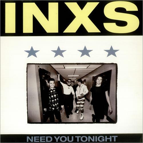 "Inxs Need You Tonight 12"" vinyl single (12 inch record / Maxi-single) UK INX12NE14154"