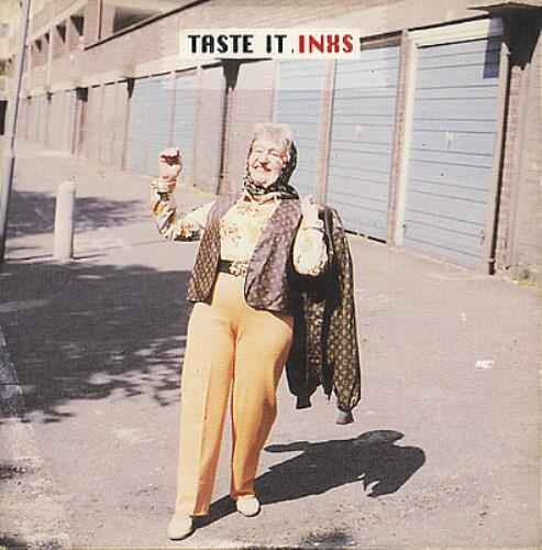 "Inxs Taste It CD single (CD5 / 5"") French INXC5TA200218"